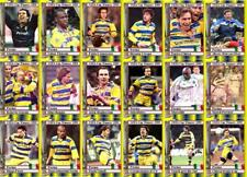 Parma UEFA Cup Winners 1999 football trading cards