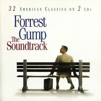 FORREST / FOREST GUMP - The Original Film Movie Soundtrack OST 2 CD NEW / Sealed