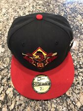 Rochester Red Wings New Era Hat Cap Size 7 1/4 New w Tags MiLB
