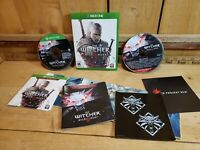 The Witcher 3 Wild Hunt Xbox One - Bonus Content World Map-Sticker-Soundtrack
