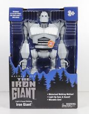Iron Giant Figure New walks lights/sound Walmart Exclusive Goldlok