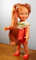 """Vintage Ideal Crissy Family Growing Hair Doll/Cinnamon~12""""~See Pictures"""