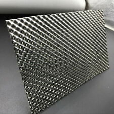 Embossed Heat Shield Resistant Higher temperture than Aluminum 1800 F continuous