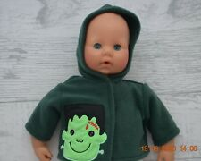 BABY DOLLS CLOTHES FITS  BORN , ANNABELL, BROTHER TINY TREASURES OR SIM MONSTER