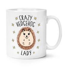 Crazy Hérisson Lady 10 oz (environ 283.49 g) Tasse-Drôle Mignon