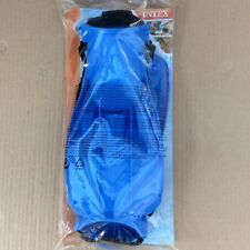 Intex Jr Swim Fins Size 3-5 Blue