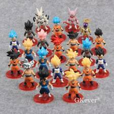 Dragon Ball Z Figures Lot of 21pcs Super Saiyan Action Figure Toys Set Kids Gift
