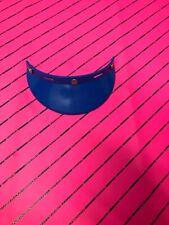 Cp France Peak Visor 3-snap Vintage Kx Cr Yz Rm  Evo Honda Motocross Nos BLUE