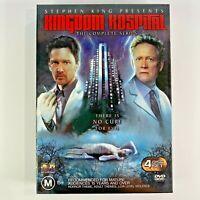 Stephen King Kingdom Hospital 4 DVD Set