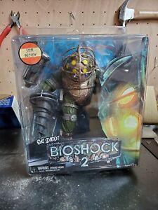Bioshock 2 Big Daddy Bouncer NECA 2009 Factory Sealed NIP