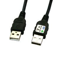 3m USB Kabel A Stecker auf A Stecker 3,0m USB 2.0 kompatibel