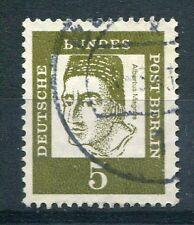 ALLEMAGNE BERLIN, 1961 timbre 178, CELEBRITES, ALBERTUS MAGNUS, oblitéré