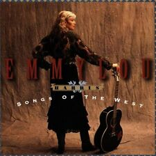 Songs Of The West - Emmylou Harris (1994, CD NEUF)