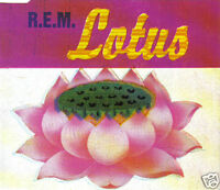 R.E.M. - Lotus (UK 3 Track CD Single Part 2)