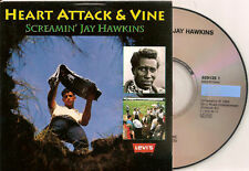 SCREAMIN' JAY HAWKINS - Heart attack & vine - CD SINGLE