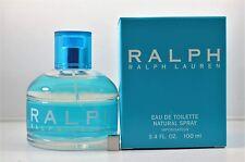 Ralph Lauren EDT Spray For Her 100ml ORIGINAL Limited Edition NEW&SEALED UK
