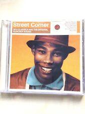 VARIOUS - STREET CORNER: SKA CLASSICS & THE ORIGINAL RUDE BOY SOUND (CD album)
