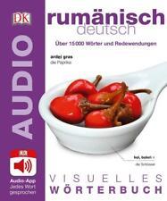 Visuelles Wörterbuch Rumänisch Deutsch (2016, Taschenbuch)