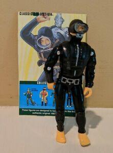VINTAGE 1998 G.I. Joe Classic Collection ACTION SAILOR FROGMAN