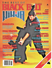 Best of Black Belt Ninja Magazine 1986 Issue No. 2 Special Collector's Edition
