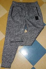NEW! PUMA X Trapstar Fleece Sweat Pants Set Black White Noise Sz XL