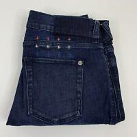 Ksubi Skinny Pins Brenda Blue Jeans Size 26
