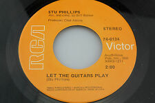 Stu Phillips: Let the Guitars Play / Rings of Grass [Unplayed Copy]