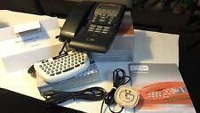 TELEFONO SIRIO 187 nero con tastiera infrarossi aggiuntiva