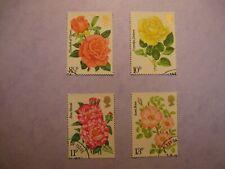 GB 1976 Centenary Royal National Rose Society Very Fine Used 4905