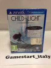 CHILD OF LIGHT COMPLETE EDITION (SONY PS VITA) NUOVO SIGILLATO PAL ITA