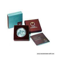 20 Euro Silber 2014 Kreide-Leben auf der Erde PP