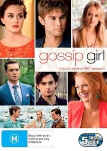 Gossip Girl : Season 5 : 5 Disc : NEW DVD