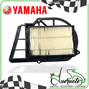 FILTRO ARIA PER YAMAHA MAJESTY 250 X MAX VERSITY 300 CITY XMAX XCITY BLACK SPORT