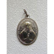 """TRÈS BELLE MÉDAILLE : """"JESUS, MARIE, JOSEPH"""", 1922"""