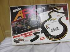 AFX Aurora Model Motoring Track Set 1971 and Box