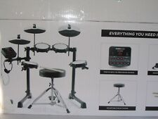 BRAND NEW Alesis E-Drum Total Mesh Head Electronic Drum Kit Bundle