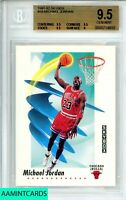 1991-92 SKYBOX Michael Jordan #39 CHICAGO BULLS HOF GOAT! BGS 9.5 GEM MINT