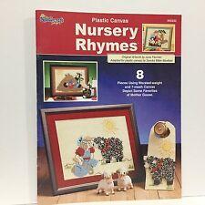 Plastic Canvas: Nursery Rhymes - The Needlecraft Shop 8 Projects Free Shipping