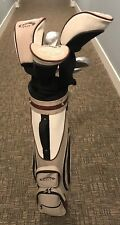 Ladies Callaway GES Irons Driver Woods Complete Golf Club Set Womens RH