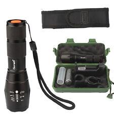 X800 shadowhawk 5000LM lampe de poche Cree T6 LED torche tactique +batterie
