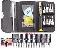 16 in 1 Phone Repair Tools Screwdrivers Set Kit For iPhone 5 5S 6 Samsung LG HTC