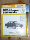 revue technique automobile RTA Peugeot 605 DIESEL TD SLD SRD SRDT SVDT