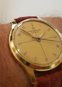 Omega 30t2 SC RG Chronometer. Serviced, keeping excellent time.