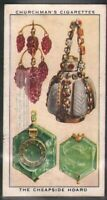 Cheapside Hoard Elizabethan and  Stuart Jewellery 1912  80 Y/O Trade Ad Card