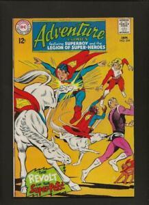 Adventure Comics 364 FN/VF 7.0 High Definition Scans
