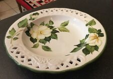 TIFFANY TIFFANI BOUTIQUE ITALIANE Porcellana Floreale soup dish