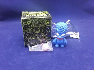 Kidrobot The Simpsons Treehouse of Horror THOH Vinly Figure - Marge cat