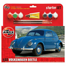 Airfix A55207 VOLKSWAGEN Beetle Starter Set Kit 1 32