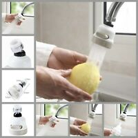 Stainless Steel Strainer Water Saving Nozzle Faucet Filter Kitchen Bathroom Tool