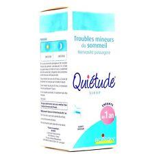 Boiron Quietude ( Sedalia) Syrup 200ml SLEEP DISORDER & NERVOUSNES from 1year
